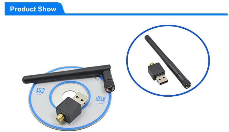 100mw wireless USB adapter