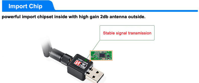 external antenna wifi dongle