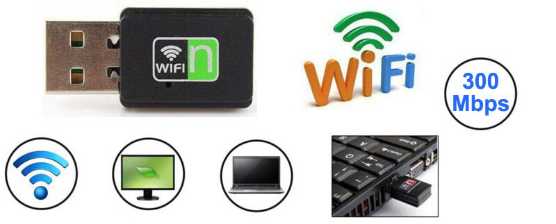 300m wifi adapter details